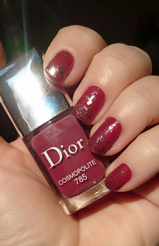 Manicure Monday with Dior & Mavala